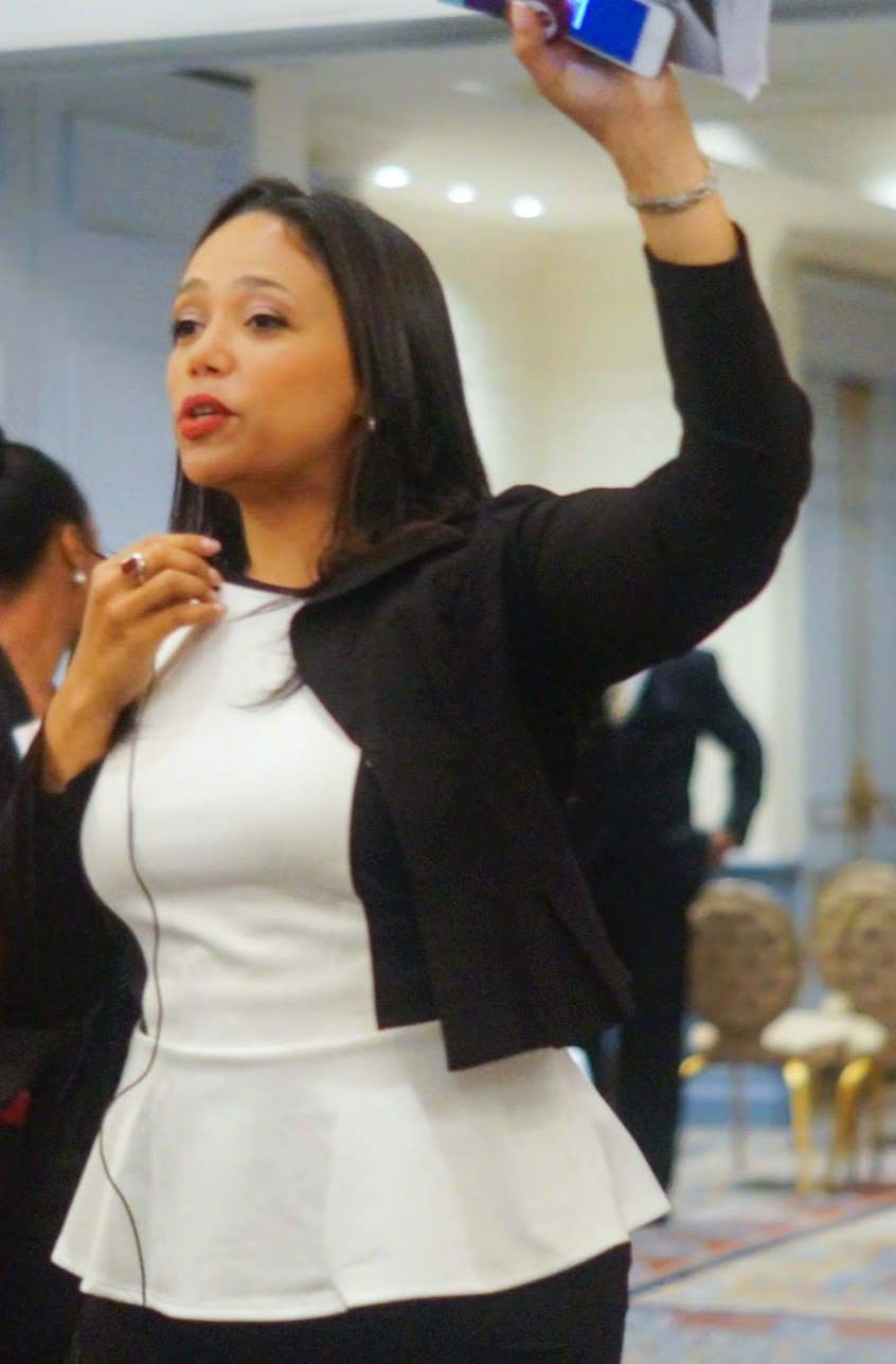 Keynote Speaker Dr. Monikah Ogando